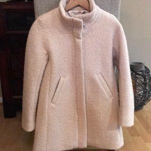 LOFT funnel coat